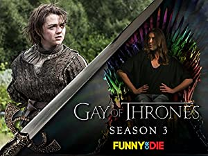 Poster Gay of Thrones