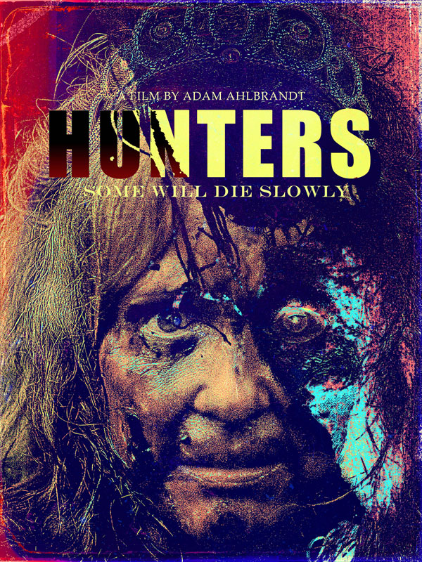 Hunters 2016 720p BluRay 600MB