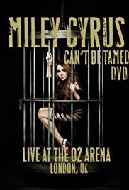 Miley Cyrus: Live at the O2 Poster