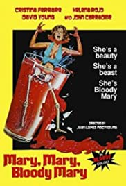 Mary, Mary, Bloody Mary Poster