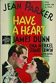 Have a Heart (1934) Poster - Movie Forum, Cast, Reviews