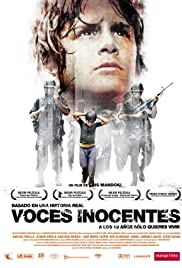 Innocent Voices (2004) Poster - Movie Forum, Cast, Reviews