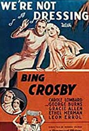 We're Not Dressing (1934) Poster - Movie Forum, Cast, Reviews