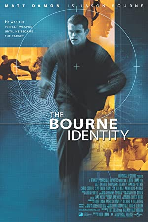Watch The Bourne Identity 2002 HD 1080P Kopmovie21.online