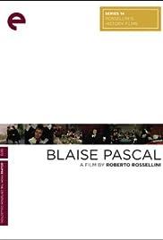 Blaise Pascal(1972) Poster - Movie Forum, Cast, Reviews