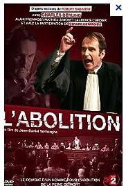 L'abolition Poster