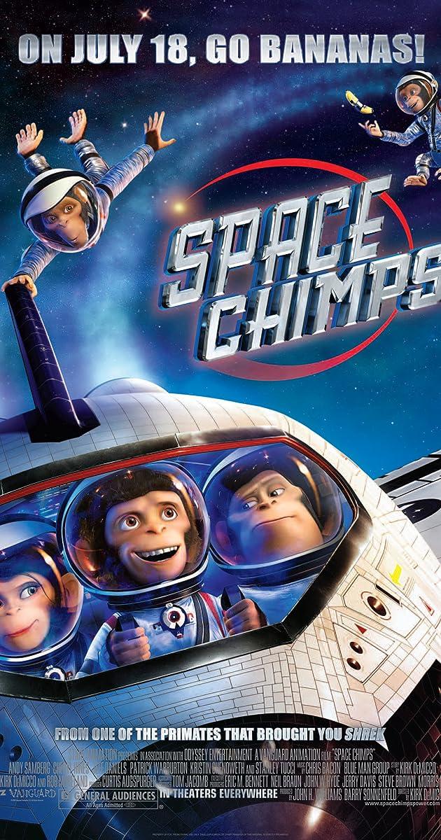 monkey astronaut movie - photo #4