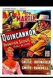 Quincannon, Frontier Scout(1956) Poster - Movie Forum, Cast, Reviews