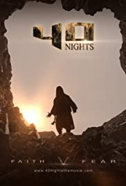 40 Nights Poster