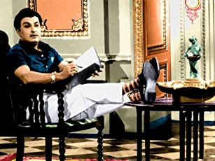 M.G. Ramachandran in Anbe Vaa (1966)