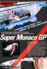Super Monaco GP Poster
