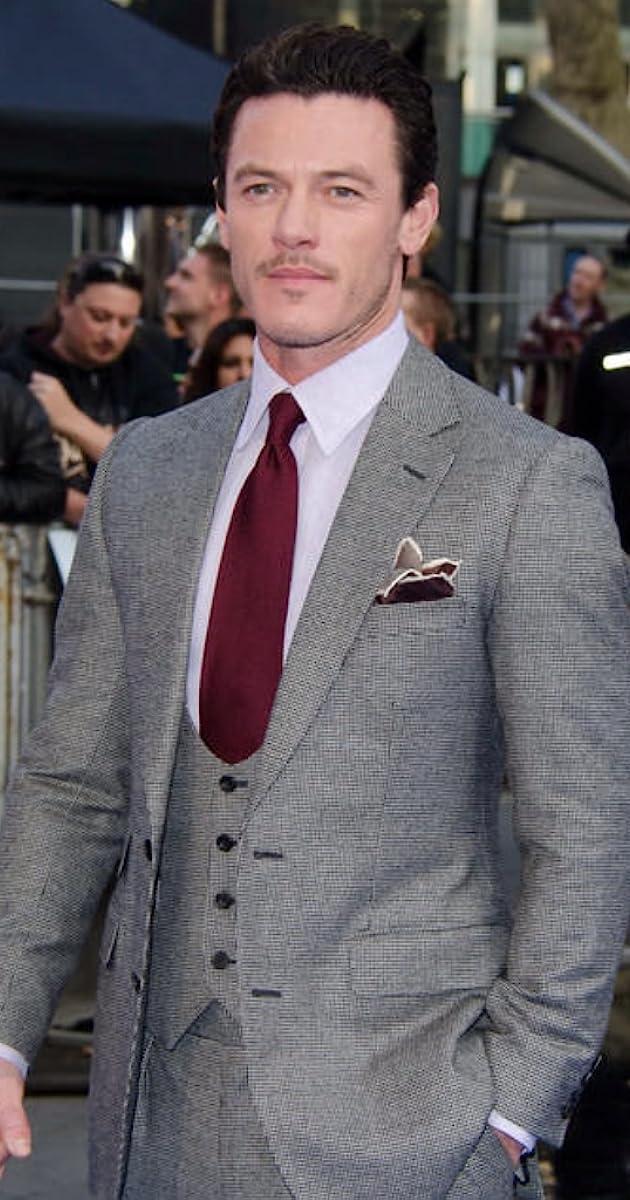 Luke Evans - IMDb
