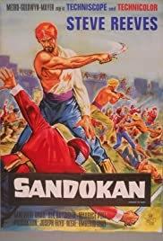 Sandokan the Great Poster