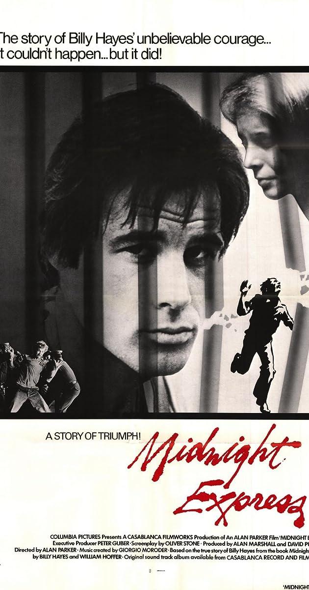 Vidurnakčio ekspresas / Midnight Express (1978) online