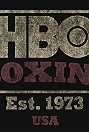 HBO Boxing Poster