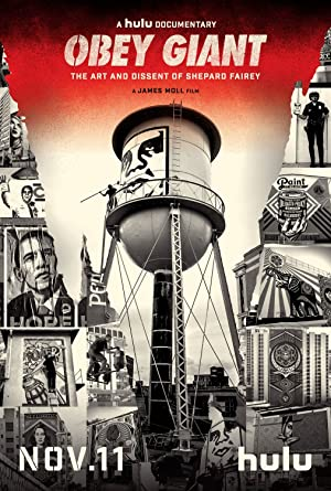 Obey Giant (2017)