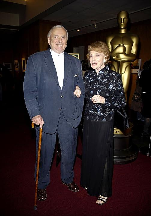 Gore Vidal and Joan Leslie