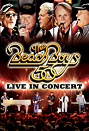 The Beach Boys: 50th Anniversary - Live in Concert Poster