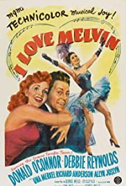 I Love Melvin(1953) Poster - Movie Forum, Cast, Reviews