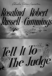 Tell It to the Judge (1949) Poster - Movie Forum, Cast, Reviews