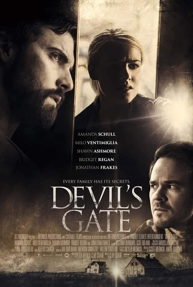 Devil's Gate 2017 English 720p Web-DL 700MB