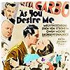 Greta Garbo, Melvyn Douglas, Erich von Stroheim, and Owen Moore in As You Desire Me (1932)