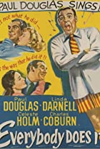 Everybody Does It (1949) Poster