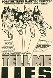 Tell Me Lies Poster