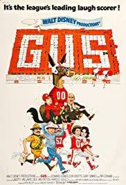Gus (1976) Poster - Movie Forum, Cast, Reviews