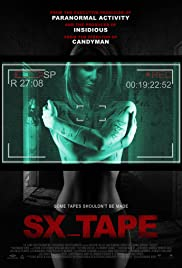 sxtape(2013) Poster - Movie Forum, Cast, Reviews