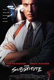 The Substitute(1996) Poster - Movie Forum, Cast, Reviews