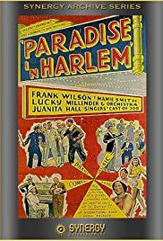 Paradise in Harlem Poster