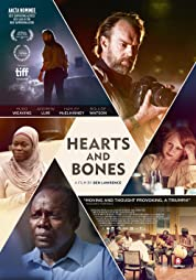 Hearts and Bones (2019) poster
