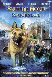 Snuf de hond en het spookslot Poster