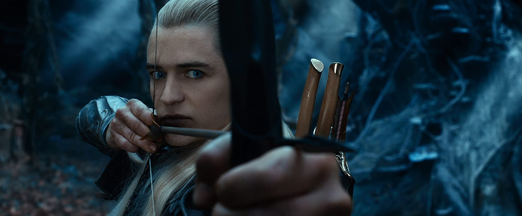 Orlando Bloom in The Hobbit: The Desolation of Smaug (2013)