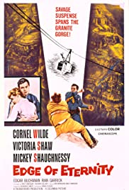 Edge of Eternity(1959) Poster - Movie Forum, Cast, Reviews
