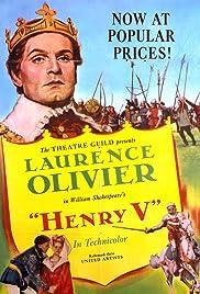 Henry V(1944) Poster - Movie Forum, Cast, Reviews
