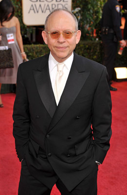 Bob Balaban at an event for The 66th Annual Golden Globe Awards (2009)