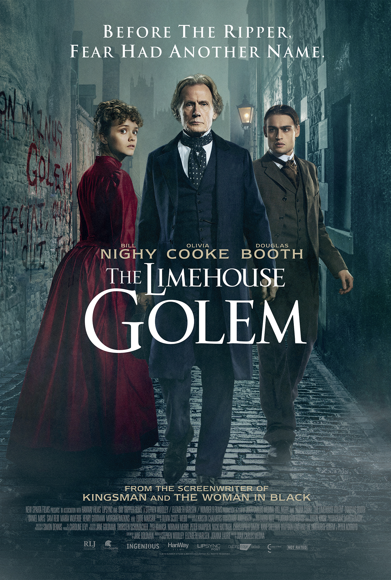 image The Limehouse Golem Watch Full Movie Free Online