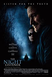 The Night Listener (2006) Poster - Movie Forum, Cast, Reviews