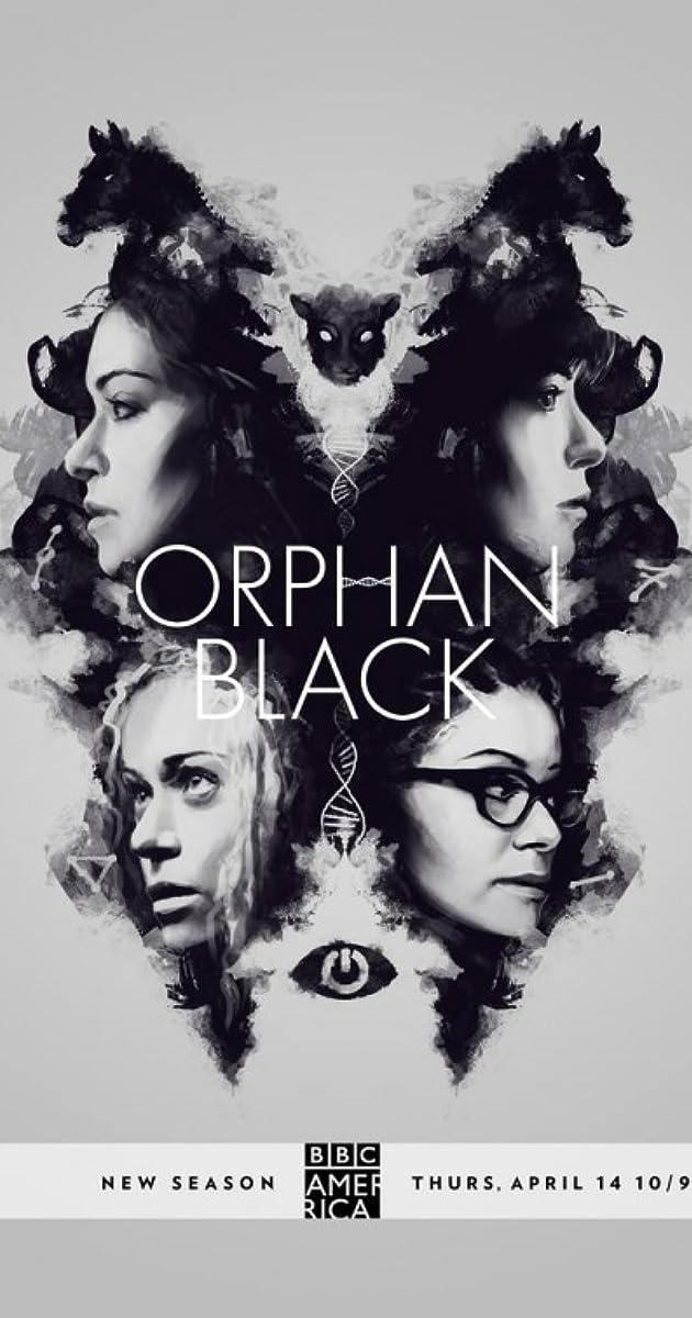 Juodoji našlaitė (5 sezonas) / Orphan black (season 5) (2017) Online