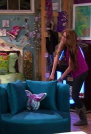 Hannah Montana to the Principal's Office Poster