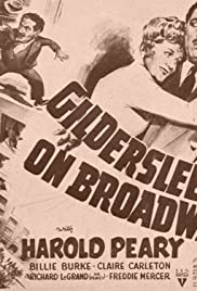 Gildersleeve on Broadway Poster