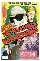 Image of The Invisible Man Returns