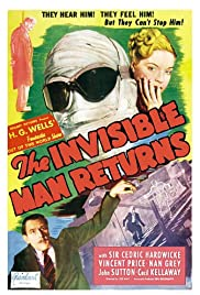 The Invisible Man Returns (1940) Poster - Movie Forum, Cast, Reviews