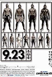Dream. 6: Middleweight GP 2008 Finals Poster