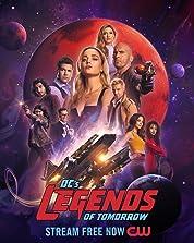 DC's Legends of Tomorrow - Season 7 (2021) poster