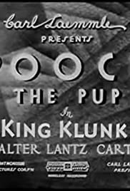 King Klunk Poster