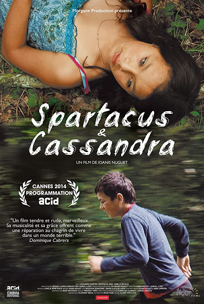 Spartacus & Cassandra en streaming