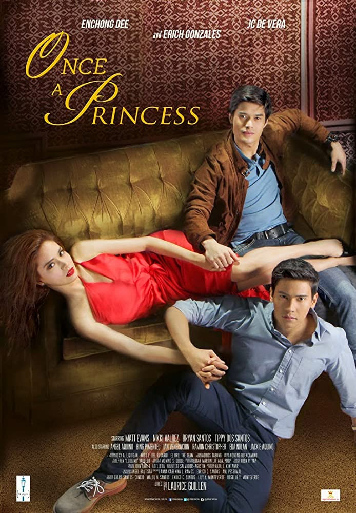 Once a Princess (2014) HDRip